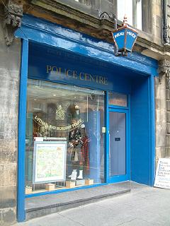 Edinburgh Police Centre, High Street