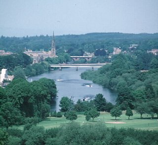The River Tay at Perth