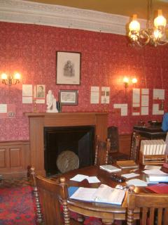 Discovery Room, Simpson House