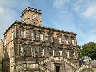 Burgh Halls, Linlithgow