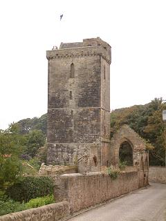 St Serf's Tower, Dysart
