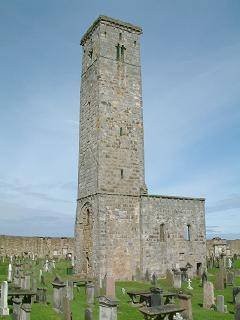 St. Rule's Tower, St. Andrews