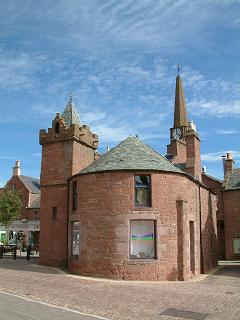 Former Town House, Kirriemuir