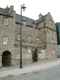 Provost Ross' House, Ship Row, Aberdeen