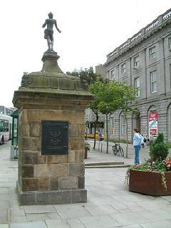 The Mannie Well, Aberdeen