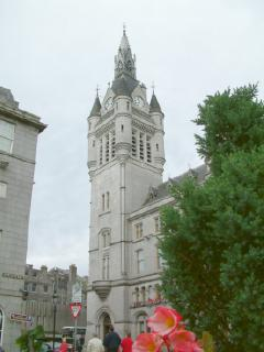 Aberdeen Town House and Sheriff Court