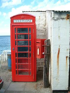 Pennan Telephone Box made famous in 'Local Hero'