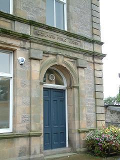 Lossiemouth Public Library