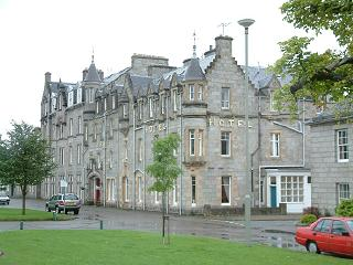 Grant Arms Hotel, Grantown-on-Spey