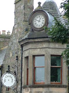 The Clockhouse, Tomintoul