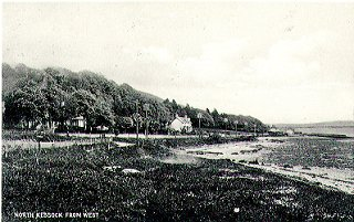 North Kessock from the West