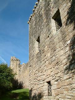 Craignethan Castle