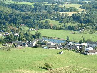 Crossford and the Clyde Valley