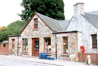 Post Office, Tomatin