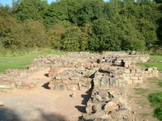 Bothwellhaugh Roman Bath House