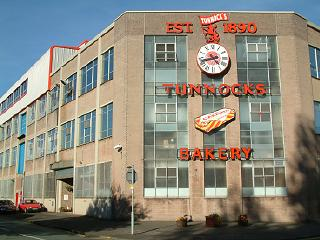 Tunnock's Bakery, Uddingston