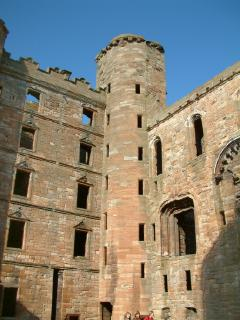 North East Tower, Linlithgow Palace