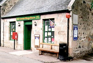 Cawdor Post Office & Village Store