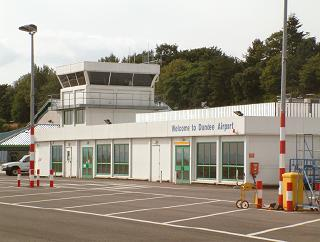 Control Tower and Terminal Building, Dundee Airport