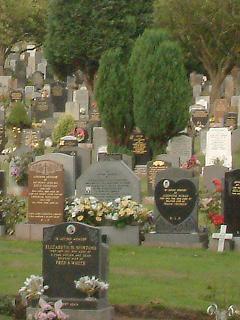 Balgay Cemetery, Dundee