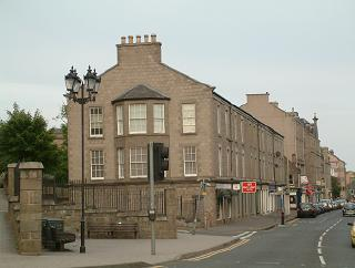 Sinderins, Dundee