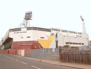 Dundee United Football Stadium