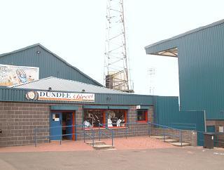 Dundee Football Stadium