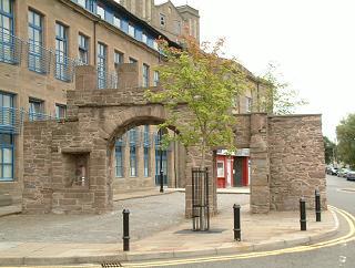 Wishart Arch, Dundee