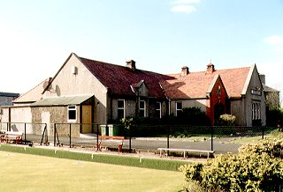 Roslin Miners Welfare & Social Club and their Bowling Green