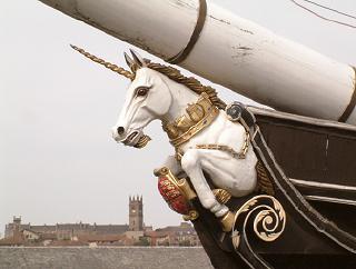 Frigate Unicorn, Dundee