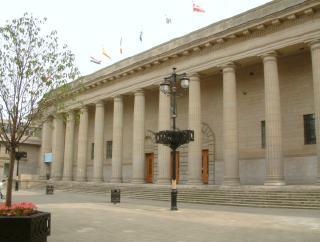 Caird Hall, Dundee