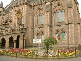 Albert Institute and McManus Galleries, Dundee