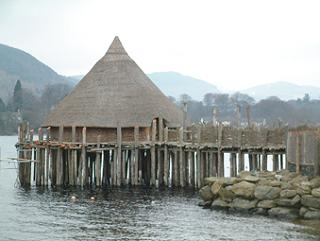 Scottish Crannog Centre, Croft-na-Caber