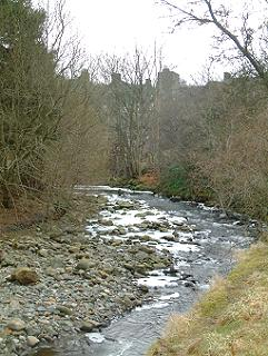 Moness Burn, Mill Brae, Aberfeldy