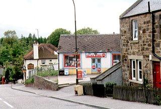 Ben's Village Store, Auchendinny