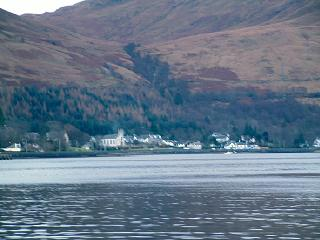 Loch Long and Arrochar