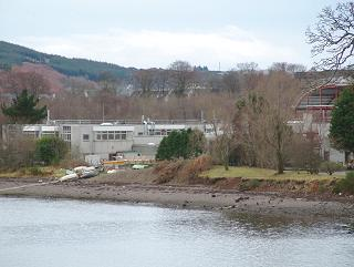 Scottish Association of Marine Research Laboratory, Dunstaffnage