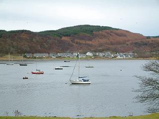 Dunstaffnage and Dunstaffnage Bay
