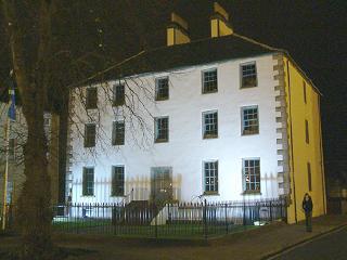Balnain House (NTS) at Night, Inverness