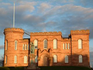 Inverness Castle (1836)