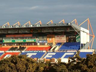 Inverness Caledonian Thistle Football Ground