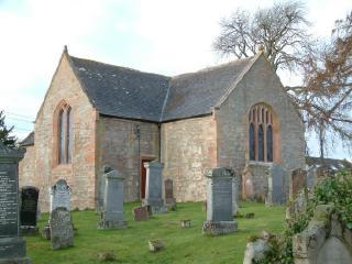 Redcastle Parish Church