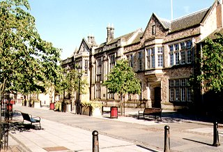 East Lothian Council Buildings, Haddington