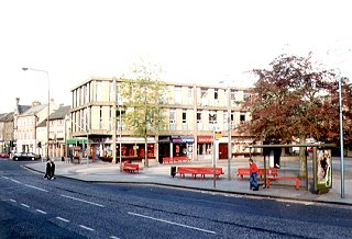 Centre of Dalkeith