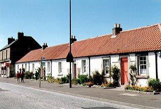 Newcraighall village