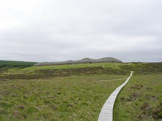 Camster Cairns, Caithness