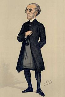 Most Rev. William Maclagan (Vanity Fair Cartoon, 1891)