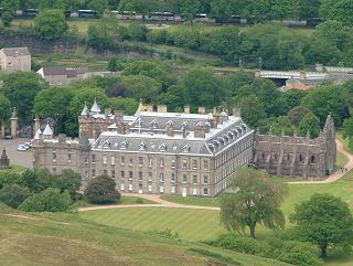 The Palace Of The Lost City >> Palace of Holyroodhouse: Overview of Palace of Holyroodhouse