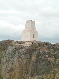 Summit, Arthur's Seat
