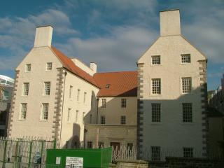 Queensberry House, Canongate